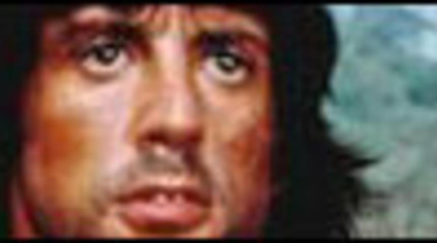 Rambo IV en préparation