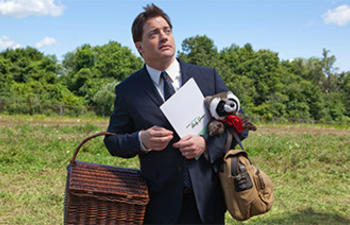 Brendan Fraser dans Split Decision