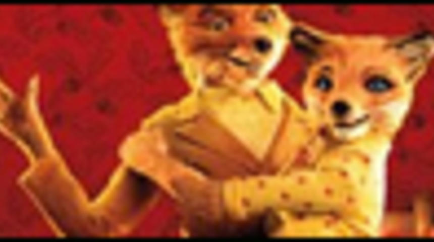 Affiche du film familial Fantastic Mr. Fox