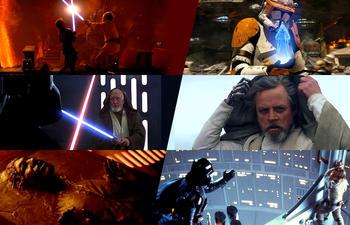 Star Wars : les scènes cultes de la franchise