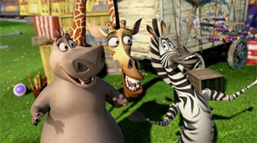 Box-office québécois : Madagascar 3 conserve la première place