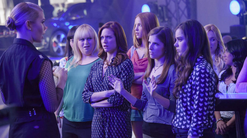 Bande-annonce officielle de Pitch Perfect 2