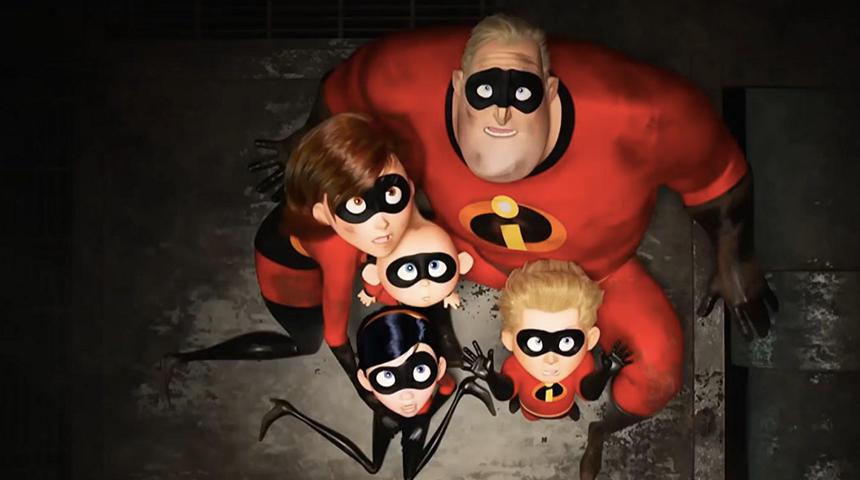 Nouveautés : Incredibles 2 et TAG