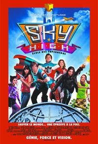 Sky High : École des superhéros