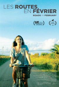 Les routes en février