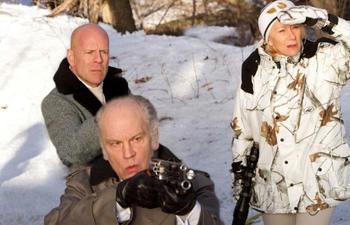 Box-office québécois : R.E.D. en tête du classement