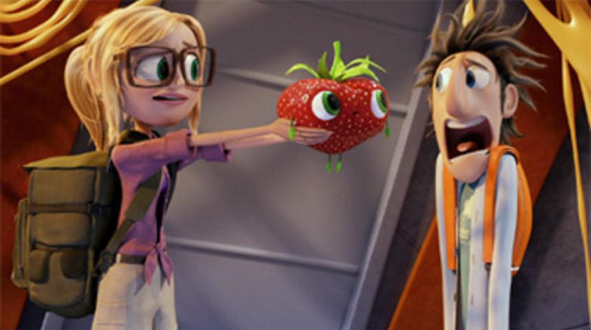 Bande-annonce de Cloudy With a Chance of Meatballs 2