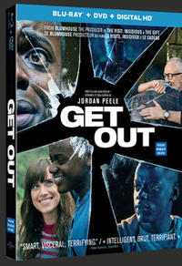 Combo Blu-ray/DVD du film Get Out