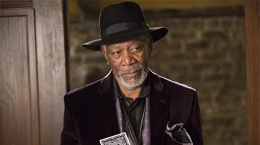 Morgan Freeman rejoint Transcendence