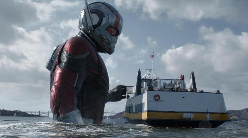 Nouveautés : Ant-Man and The Wasp et Le retour du héros