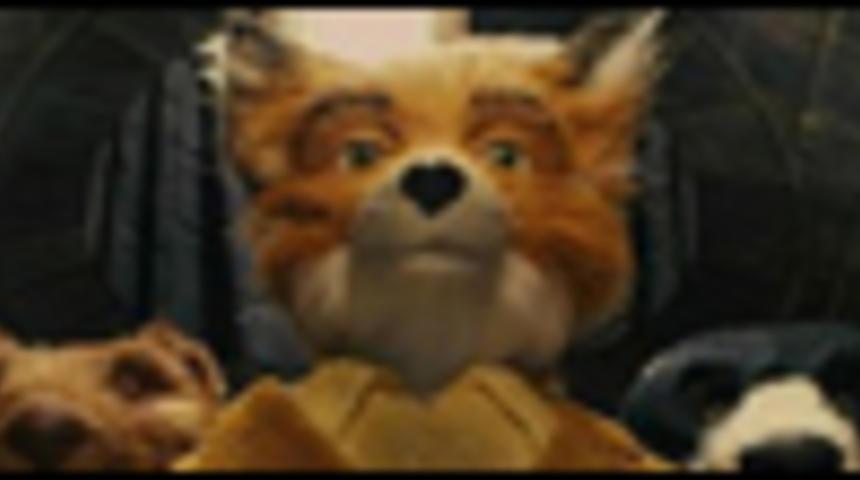 Première image du film familial The Fantastic Mr. Fox
