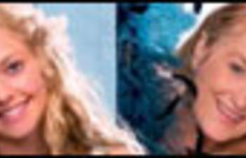 Affiche officielle du film Mamma Mia!