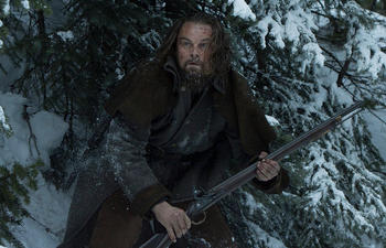 Sorties DVD : The Revenant