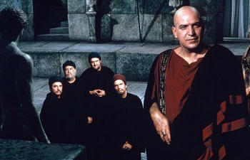 Warner Bros. prépare un film sur Ponce Pilate