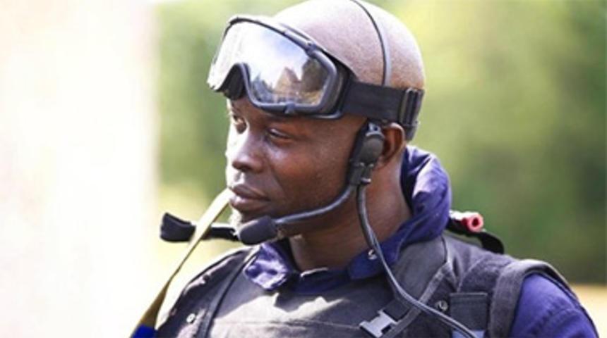 Djimon Hounsou dans Fast & Furious 7
