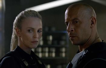 Sorties Blu-Ray et DVD : The Fate of the Furious