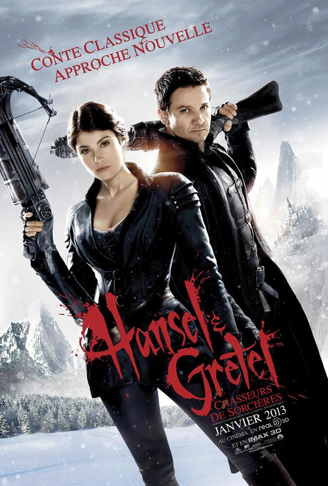 HANSEL ET GRETEL: CHASSEURS DE SORCIÈRES (2013) - Film - Cinoche.com