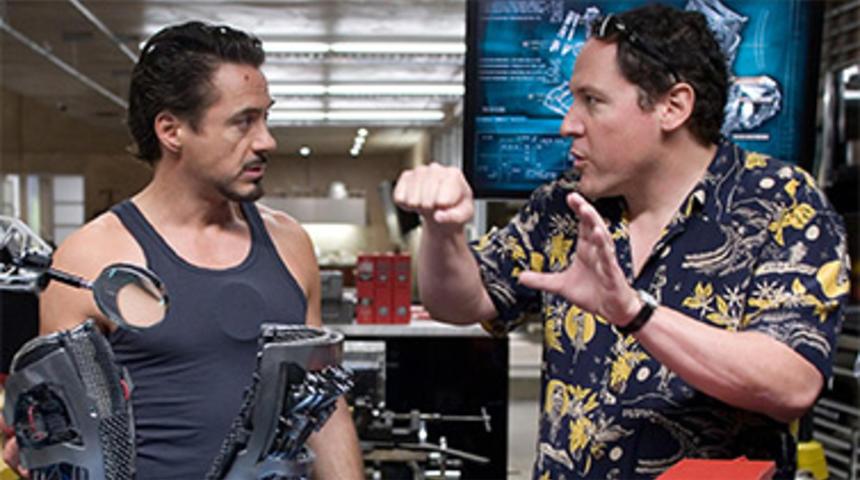 Jon Favreau et Robert Downey Jr. à nouveau réunis pour Chef
