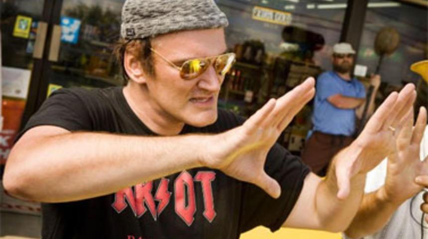 Un titre pour le prochain film de Quentin Tarantino