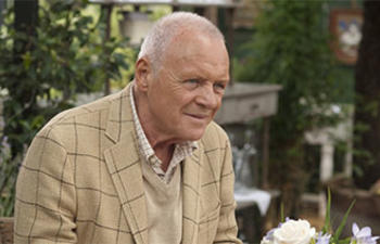 Anthony Hopkins sera Mathusalem dans Noah