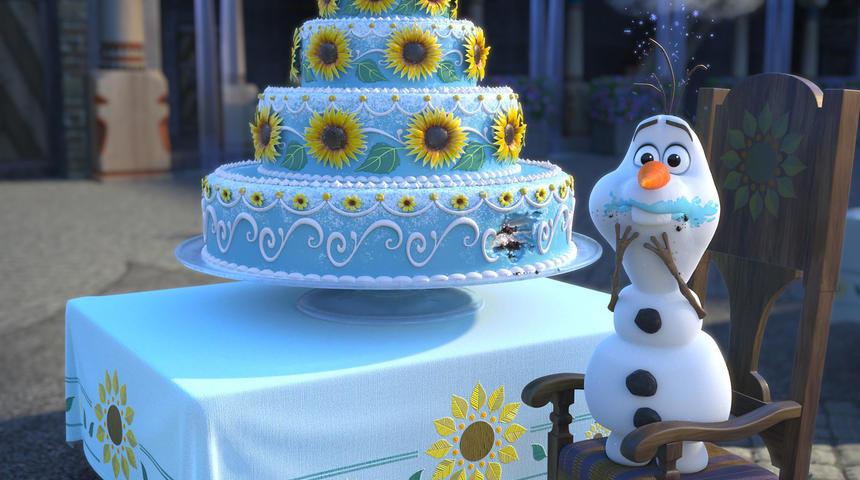 Nos impressions de La reine des neiges - Une fête givrée
