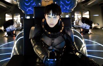 Une nouvelle bande-annonce pour le film Valérian et la cité des mille planètes de Luc Besson