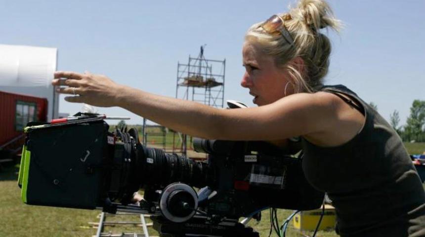 Mariloup Wolfe réalisera bientôt son deuxième long métrage