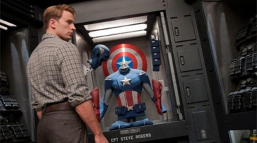 Box-office nord-américain : The Avengers conserve la tête