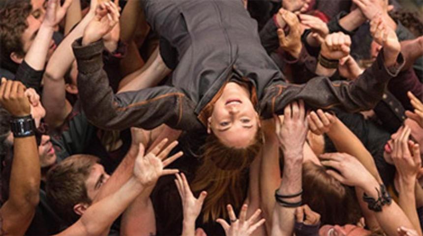 Box-office nord-américain : Divergent amasse 56 millions $