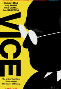 Vice - Assistez à la première de Montréal en version originale anglaise