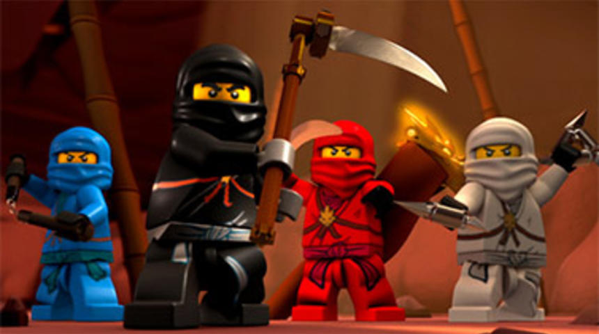 Une date de sortie pour Ninjago, le spinoff de The Lego Movie