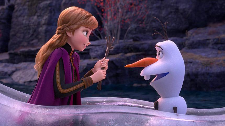 De nouvelles images dévoilées pour La reine des neiges 2