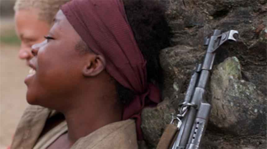 Rachel Mwanza remporte l'Ours d'argent de la meilleure actrice