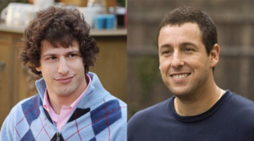 Adam Sandler et Andy Samberg dans la comédie I Hate You Dad