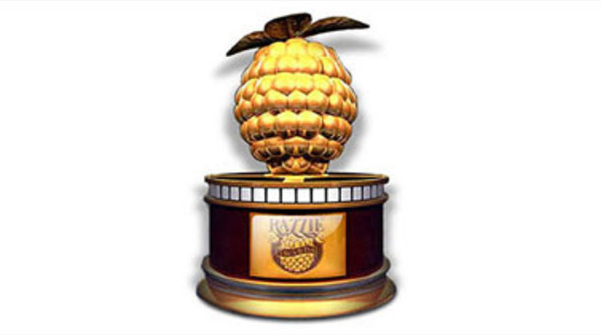 Razzies 2012 : Les nominations