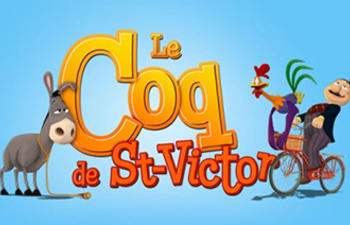 Le coq de St-Victor à l'affiche l'hiver prochain