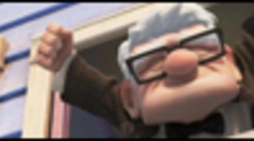 Bande-annonce du film d'animation Up