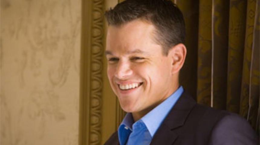 Matt Damon désire réaliser