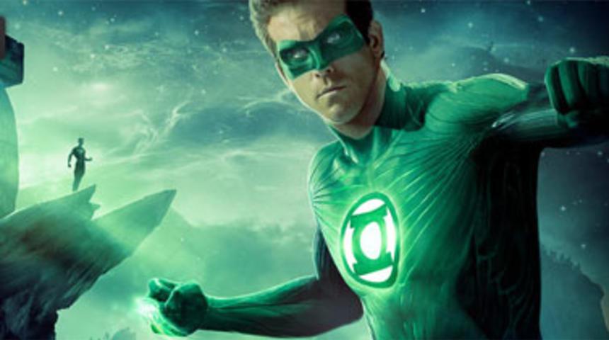 Première bande-annonce du film Green Lantern