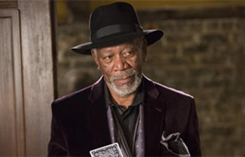 Morgan Freeman sera dans Ted 2