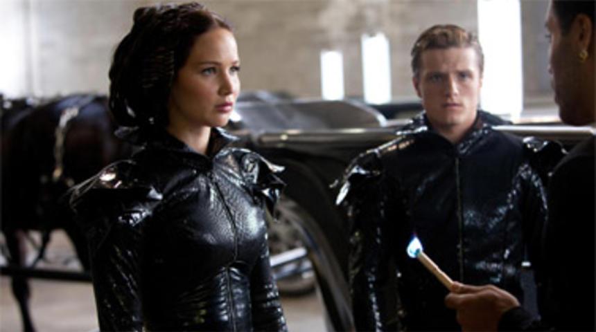 Nouveautés : The Hunger Games