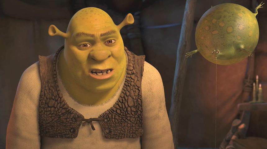 Pré-bande-annonce du film d'animation Shrek Forever After