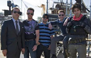Le tournage du film sur Entourage devrait débuter en janvier