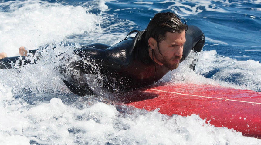 Bande-annonce et affiche de la nouvelle mouture de Point Break