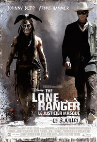 The Lone Ranger : Le justicier masqué