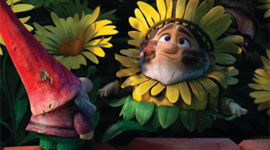 Box-office nord-américain : Gnomeo and Juliet s'empare de la première place