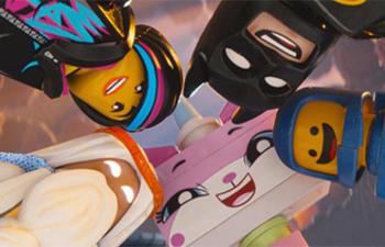 Box-office québécois : Le film Lego continue de bien performer