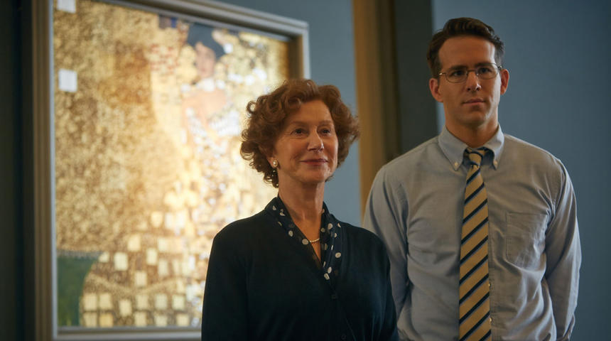 Sorties DVD : The Woman in Gold