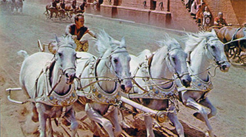 MGM prépare un remake de Ben-Hur