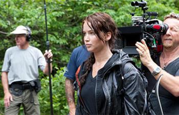 The Hunger Games: Catching Fire partiellement tourné en IMAX